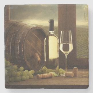 Wine Stone Beverage Coaster