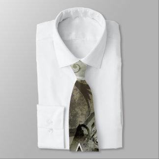 Winter Grunge Tie