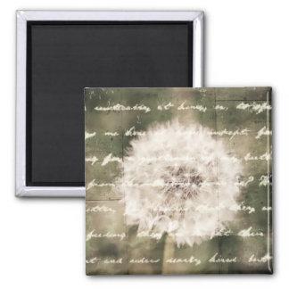 Wish Inspiration Square Magnet