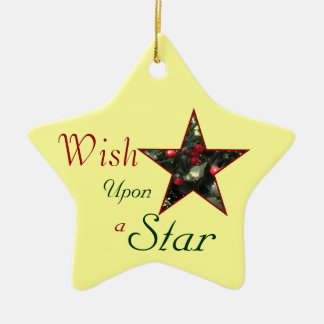 Wish Upon A Star Ornament
