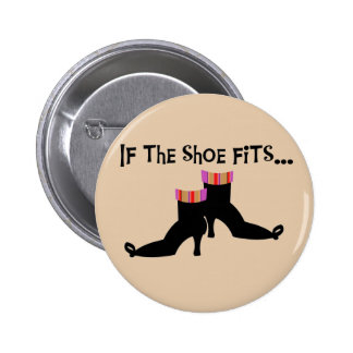 Witch Shoes T-shirts and Gifts 6 Cm Round Badge