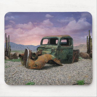 Witness of Time Mouse Pad