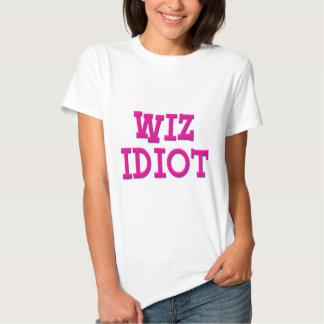 Wiz Idiot Tshirt
