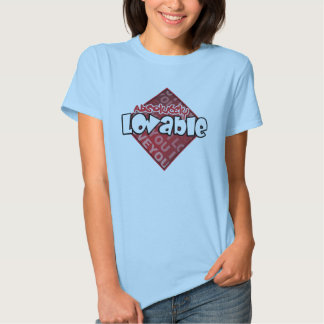 WOMEN - Absolutely Lovable T-shirt