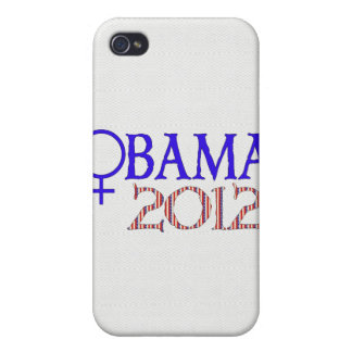 WOMEN FOR OBAMA CASE FOR THE iPhone 4