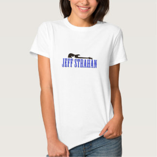 Women's T-shirt New Jeff Strahan Logo