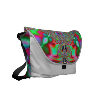 Women's/Teen's Messenger Overnight Bag Messenger Bag