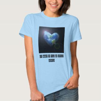 World Full Of Tender Hearts Sister T Shirts
