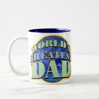 World's Greatest Dad Father's Day Classic Mug