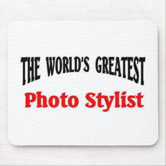 World's Greatest Photo stylist Mouse Pad