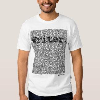 """""""Writer."""" shirt"""