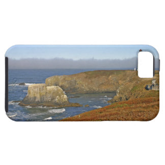 Yaquina Head Lighthouse at Newport Oregon iPhone 5 Cases