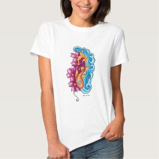 Ying Yang Koi T-shirts