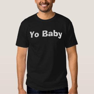 Yo Baby Tee Shirt