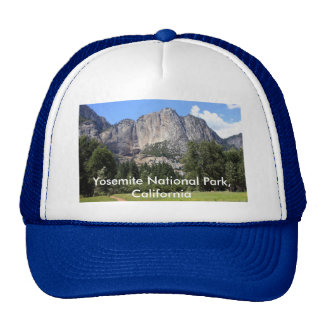 Yosemite national park, California Cap