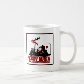 You can't Tap Out Basic White Mug