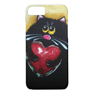 You have my heart iPhone 7 case