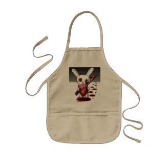 Your heart belongs to me! kids apron