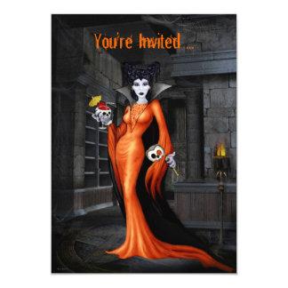 You're Invited ... 13 Cm X 18 Cm Invitation Card