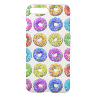 Yummy donuts pattern iPhone 7 plus case