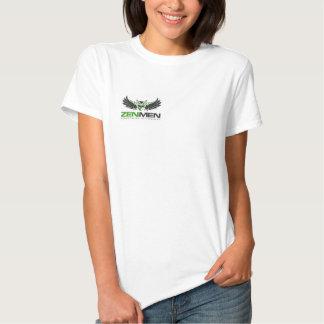 Zen Men organization T-Shirt (Adult Women S)