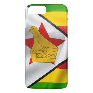 Zimbabwe Flag iPhone 7 Plus Case