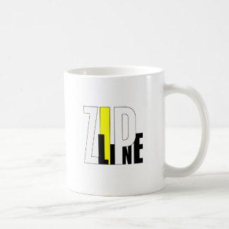 Zipline Basic White Mug