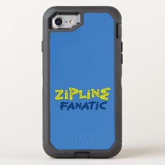 Zipline Fanatic OtterBox Defender iPhone 7 Case
