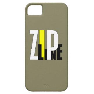 Zipline iPhone 5 Cover