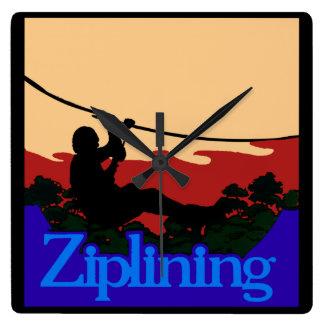 Zipliner Wallclocks