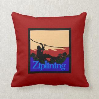 Ziplining-Skyrider Cushion