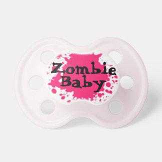 """Zombie Baby"" Girls Pacifier"