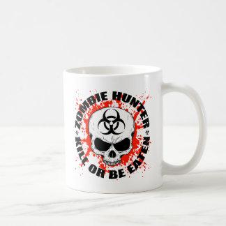 Zombie Hunter 3 Basic White Mug