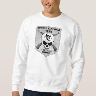 Zombie Response Team: Las Vegas Division Pull Over Sweatshirts