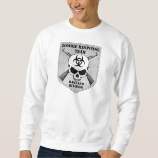 Zombie Response Team: Oakland Division Pullover Sweatshirt