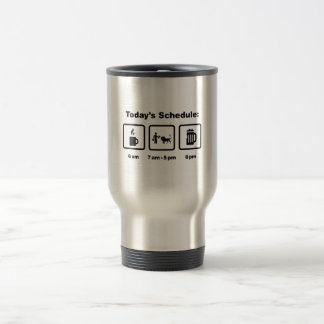 Zookeeper Stainless Steel Travel Mug